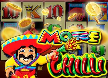 More Chilli Pokie Machine Review