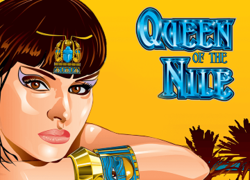 Full Review of Queen of the Nile Slot Machine