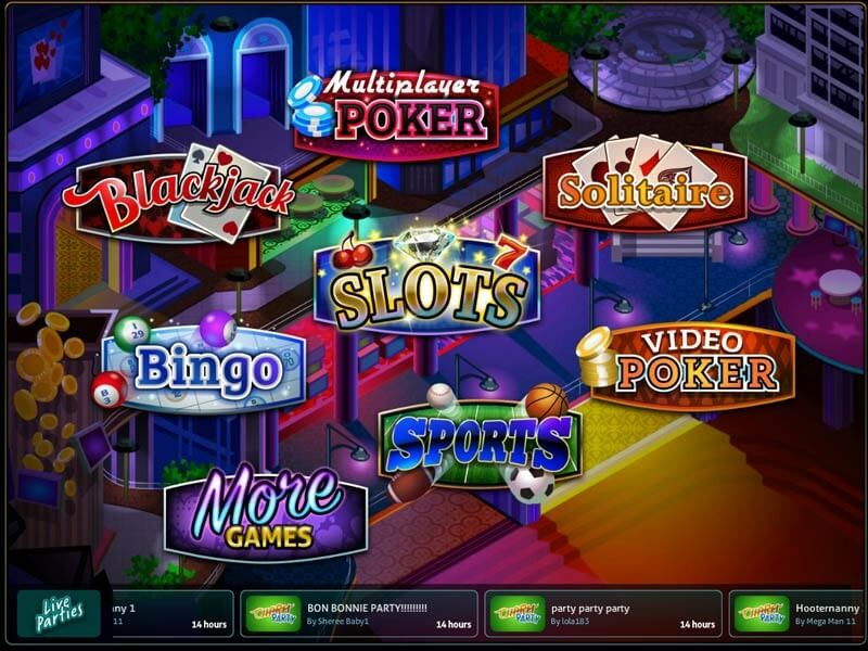 Vegas World Casino Slots